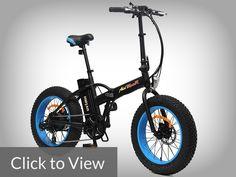 Best Electric Bikes of 2018 - AuthorityAdviser Folding Electric Bike, Electric Bicycle, Best Electric Bikes, Urban Survival, Big Wheel, Mountain Biking, Gym Equipment, Fat, Aluminium Alloy