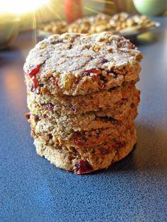Feel Eat!: Pyszne ciasteczka owsiane bez cukru