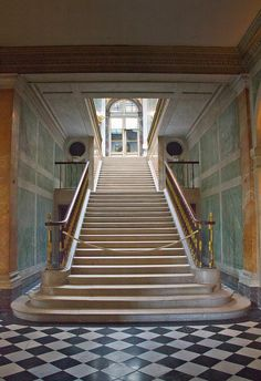 French Louis-Philippe - 1830-1848    staircase