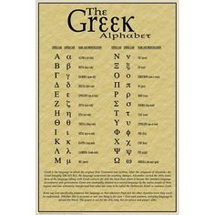 Ancient Greece: A Unit Study I am going to learn to spell in greek!!!!!!