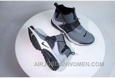 free shipping df839 36dca NIKE AIR PRESTO MID UTILITY Grey Men Waterproof 40--45 For Sale ErhyG,  Price   88.00 - Air Jordan Women Shoes - Women s Air Jordan Shoes