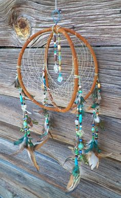 Check out this item in my Etsy shop https://www.etsy.com/listing/263866688/3-dimensional-hand-made-dream-catcher