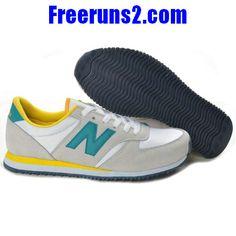 huge selection of 9843b da28c Achat Vente New Balance 420 blanc Gris vert Chaussures Femmes  NewBalance574Femmes.com New