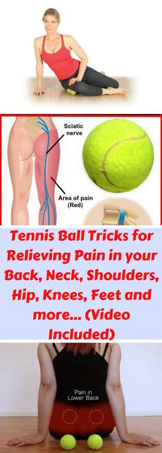 The modern way of life has led to many health problems like pain in the neck, back, shoulders, etc. Today we are going to present you some exercises and you will only need one tennis ball. Repeat these exercises as often as you can and eliminate your pain. #Exerciseandyourthyroid