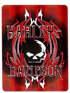 black red harley davidson decal emblems | Harley Davidson Skulls Flames Red Logo Decal Stickers | eBay