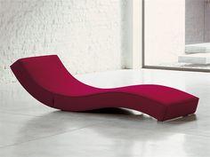 Fabric lounge chair LINEA by Paola Lenti | design Francesco Rota