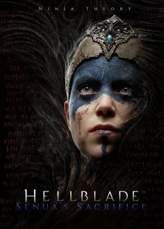 Hellblade | New Hellblade title & Poster