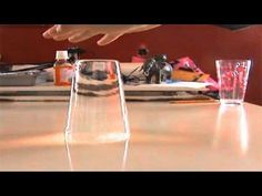 Amazing Water Trick! How to Suspend Water Without a Cup! ... Not really sure I believe this...