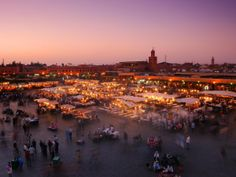 6. Marrakech, Morocco (© Getty Images)