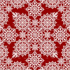 Winter Lace seamless Pattern stock vector art 52850092 - iStock