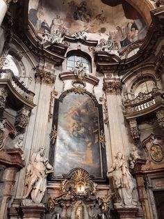Nicholas Kirche, Prag – Trend of Sewing – – Frauenwelt st. Nicholas Kirche, Prag – Trend of Sewing – st. Nicholas Kirche, Prag – Trend of Sewing – # Architecture Baroque, Ancient Architecture, Beautiful Architecture, Architecture Colleges, Architecture Design, Italy Architecture, Renaissance Architecture, Classical Architecture, Angel Aesthetic