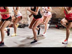 A lezione di aerobica per tonificarti - YouTube