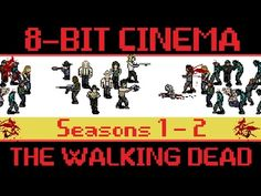 'The Walking Dead' reimagined as a retro arcade game - Robot 6 @ Comic Book ResourcesRobot 6 @ Comic Book Resources