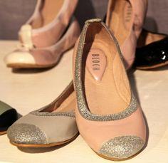 Bloch footwear for summer 2013 girlswear