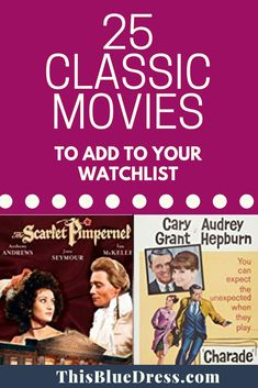25 Classic Movies You Need to See