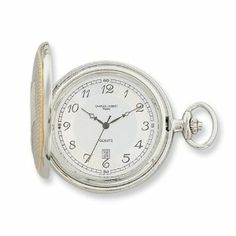 Charles Hubert Gold-plated Two-tone White Dial Pocket Watch Jewelry Adviser Charles Hubert Watches. $128.88. Save 60% Off!