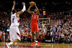 Houston Rockets vs. Portland Trail Blazers Pick-Odds-Prediction 4/27/14: Peter's Free NBA Basketball Pick Against the Spread
