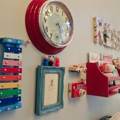 """""""Poppin' Tags"""" can get you more than a wardrobe full of your grandma's style. Here are nine great thrift shop nursery finds."""