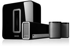 Wireless-Heimkino   Sonos