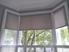 1000 Ideas About Bay Window Blinds On Pinterest