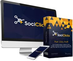 SociClicks Traffic Generator Software Review - The Best Software to Instantly Tap into Billions of Users from Facebook, Twitter, LinkedIn, Pinterest & Tumblr plus Best SociClicks Bonus and SociClicks Discount