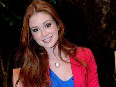 Marina Ruy Barbosa vai encarar sua primeira protagonista em 2012, que se chamará Juliana (AgNews)