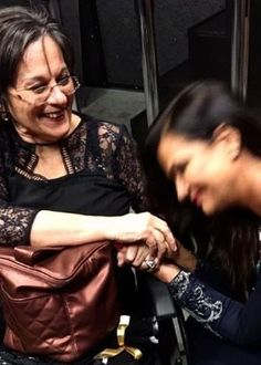 """Atriz Luiza Brunet homenageia Maria da Penha: """"Mulher de fibra"""" #Atriz, #Instagram, #LuizaBrunet, #M, #Mulheres http://popzone.tv/2016/10/atriz-luiza-brunet-homenageia-maria-da-penha-mulher-de-fibra.html"""