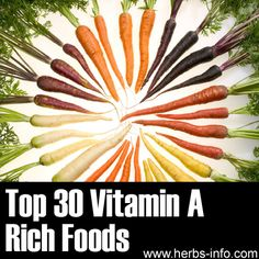 Please Share This Page: If you are a first-time visitor, please be sure to like us on Facebook and receive our exciting and innovative tutorials on herbs and natural health topics! Vitamin A – Scientific Information Vitamin A is a fat-soluble vitamin made up of closely related unsaturated hydrocarbons, including retinol, retinal, retinoic acid, and [...]