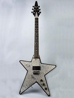 Paul Stanley's guitar