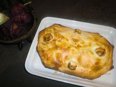 Empanada de bacalao con mermelada de cebolla