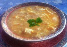 Sopas tontas Cheeseburger Chowder, Soup, Gastronomia, Traditional Kitchen, Legumes, Pies, Soups