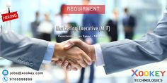 Urgent Requirement for Marketing Executives( Business Development)  Marketing Executives Job Vancancies in Hyderabad Location.  Junior Marketing Executives : (1-3) Years   Senior Marketing Executives : (3-10) Years    Job Type: Full-time   Job Location: Hyderabad, Telangana   Send Resume to jobs@xookey.com   More info Please Contact : 9705088899  Visit us : http://www.xookey.com/index.php/career/apply/2