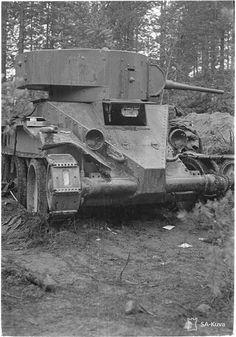 Abandoned BT-5