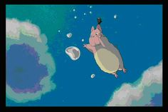 Spirited Away <3 Favourite Character-Bou, while in mouse form at least(;