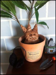 mandrake cake finished (some bad language here but really cool tutorial)