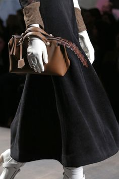 7c73e13477a0 Fendi Fall Winter 2014-15 Collection Close Up Opening A Boutique, Fur  Accessories