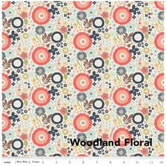 Designer Fabric By the Yard | Quick Ship! | Jane