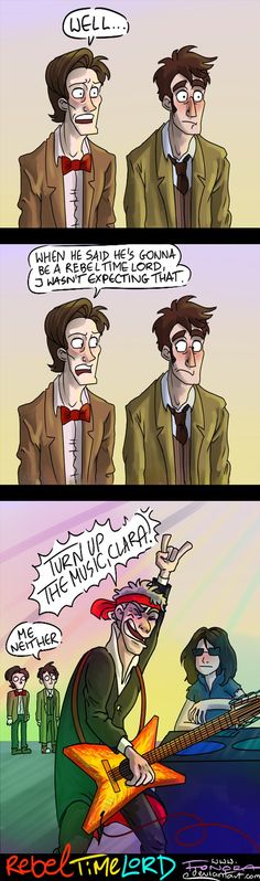 Rebel Time Lord by Fonora on DeviantArt