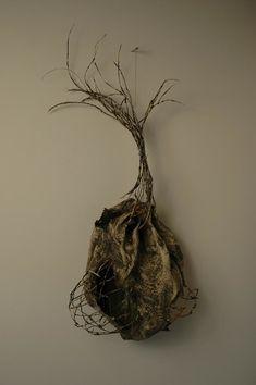 Myungjin Kim's Art - Organic Abstraction