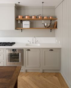 Kensington Ndash The Shaker Kitchen For The Home Kitchen Cabinets All White Kitchen, Country Kitchen, New Kitchen, Vintage Kitchen, Kitchen Ideas, Shaker Kitchen Company, Kitchen Countertops, Kitchen Cabinets, White Shaker Cabinets