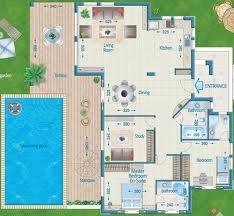 Modern Beach House Plans Imagearea Info Pinterest