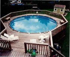 Custom Pool Decks More