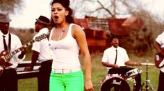 Loving this song.  Latasha Lee is like Amy Winehouse without the bagage, but all the talent. - Latasha Lee & The BlackTies- Watch Me Now [Video]