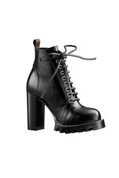 Louis Vuitton Fall 2016 boots