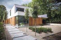 """""""Je eigen woning ontwerpen is als architect een pittige opgave."""", aldus architect Marc Benerink, eigenaar van Benerink Architecten. """"Je weet heel goed wat mogelijk is en je weet ook wat je zeker niet wil. Wat"""