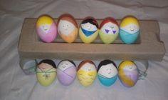 Princess eggs