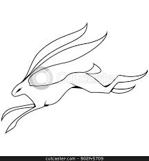 leaping hare tattoos - Google Search