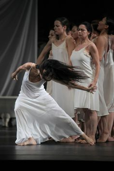 Pina Bausch BEND.EXTEND.REACH