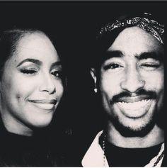 tupac and aaliyah #friendship