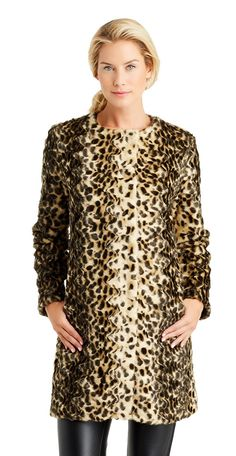 Classic yet contemporary, J. McLaughlin's Pella Faux Fur Coat in Leopard, Women's Women and clothing collection combine traditional styles with world-class fabrics. Shop the official site and get free shipping on orders of $150 or more.